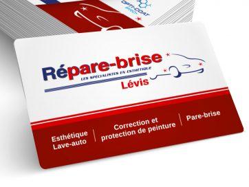 Répare-Brise Lévis | Kerozn Communication | www.kerozn.com